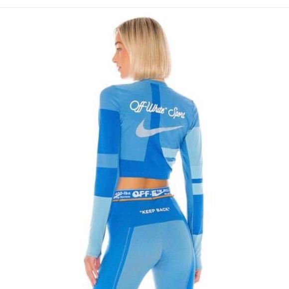 Womens Nike X Off White Running Set Nwt